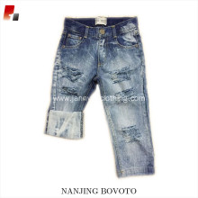 JannyBB latest design jeans pants for boy